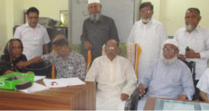 ঝিনাইদহে বিনামুল্যে চিকিৎসা সেবা প্রদাণ